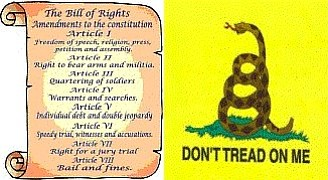 Bill of Rights vs States' Rights
