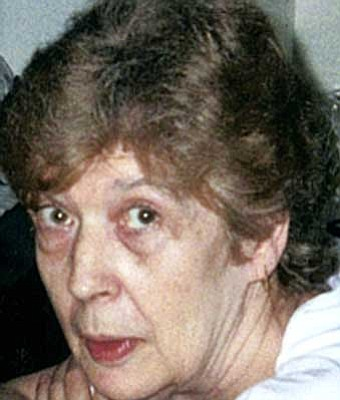 Ruth Ann<br/>Webster