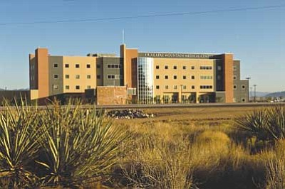 Courtesy Photo<br/>MedCath Corporation, which owns 80 percent of Hualapai Mountain Medical Center, says it is considering selling company assets, which could include the new hospital in Kingman.