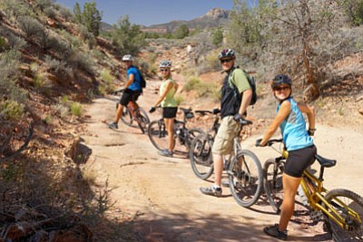 The BLM is looking for volunteers to help with trail maintenance.