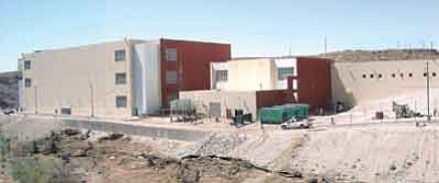 Mohave County/Courtesy<br> The new Mohave County Jail is expected to open in late October or early November.