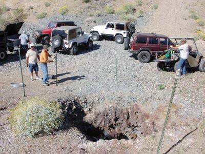Lake Havasu City Az >> Volunteers fence off abandoned mines near Havasu | Kingman Daily Miner | Kingman, AZ