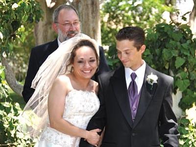 Theresa Lopez & Donald Stickrath