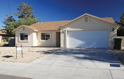 JC AMBERLYN/Miner<br> The extension of homebuyer tax credits could help close the sales of Kingman homes on the market and under contract.