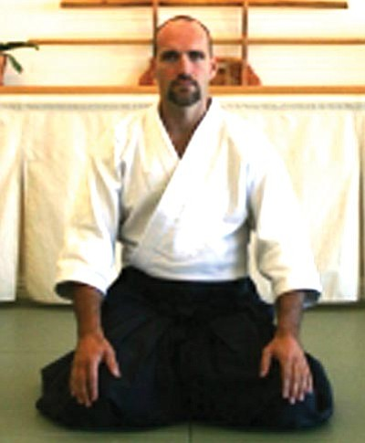 Sensei James Sterling began his study of Aikido in 1992, and his study in Martial Arts at the age of 13 in judo and jujitsu. He will offer a free seminar on Aikido on Tuesday, Aug. 10 at MCC.