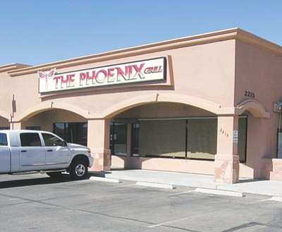 The Phoenix Grill on Hualapai Mountain Road has closed its doors. Property Manager Willy Anderson & Phoenix Grill closes doors abruptly | Kingman Daily Miner | Kingman AZ