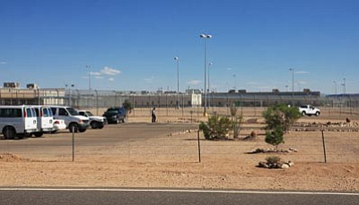 JC AMBERLYN/Miner -- The Arizona State Prison Complex-Kingman, pictured on Friday.