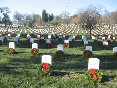 Arlington National Cemetary, near Arlington, VA
