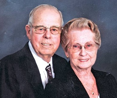 George and Betty Lou Foschaar
