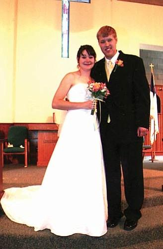 Shawn Baldwin and Brenda Harris