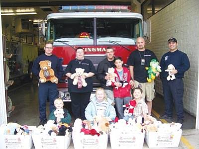 Kingman Fire Department/Courtesy