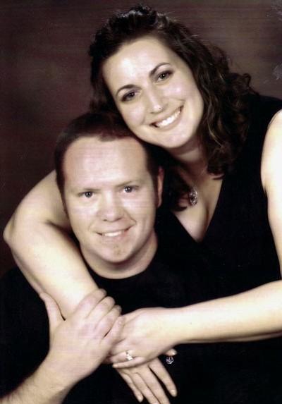 Mahria Miller and Dustin Osborn