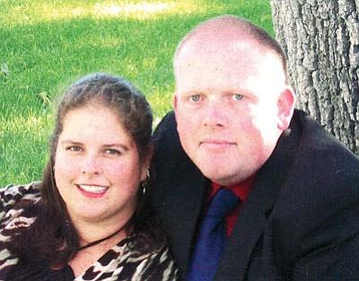 Victoria Clark and Paul Carlton Jr.