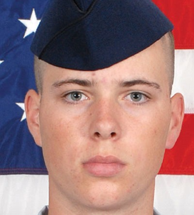 Air Force Airman Christian N. Blake