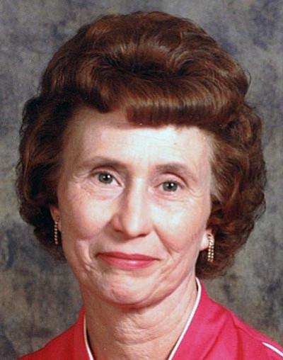 Ellen Louise Stratton Knoll Sancken Tollison