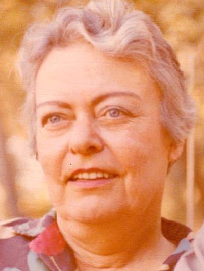 Geraldine 'Jari' Nelson Marquis