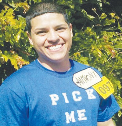 "Courtesy<br /><br /><!-- 1upcrlf2 -->Isaac Lopez, who competed under his legal name of Anthony, recently won more than $56,000 in prizes on ""The Price is Right."""