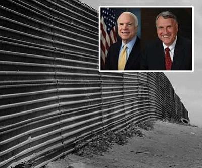 Arizona Senators  John McCain and Jon Kyl