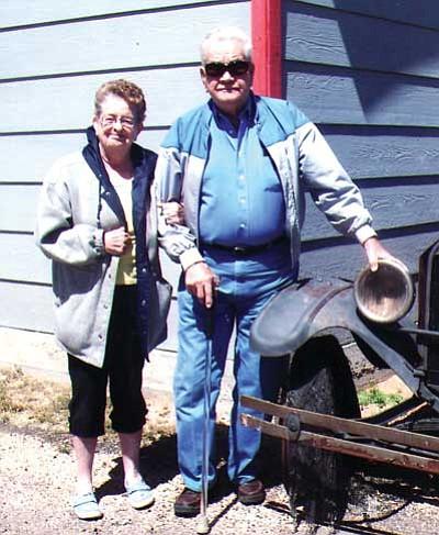 Robert and Joy Reed