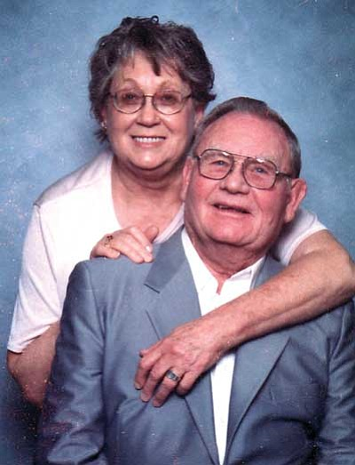 Delbert and Fran Calkins