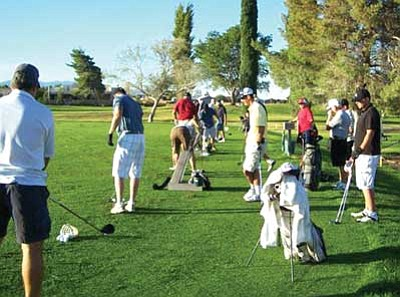 NACFD charity golf tourney slated