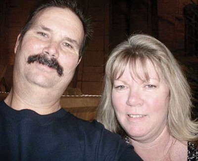 Lynnette Long and Brian Hopkins