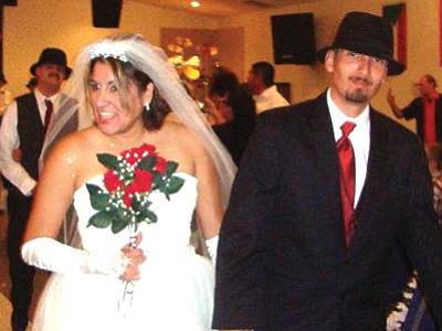 Anita & Eddie Arroyo
