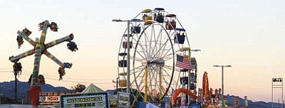 JC AMBERLYN/Miner<br /><br /><!-- 1upcrlf2 -->Last year, the Mohave County Fair attracted a large crowd of residents. Fair highlights included exhibits, shows, contests, games, rides, vendors and various entertainment.