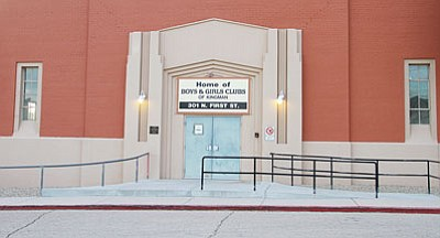 JC AMBERLYN/Miner<br /><br /><!-- 1upcrlf2 -->The Kingman Boys & Girls Club used stimulus funds for salaries.