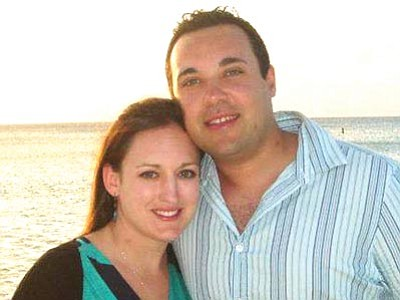 Brittany Smolen & Dustin Sparks