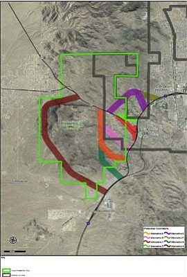 ADOT/Courtesy<br /><br /><!-- 1upcrlf2 -->A picture of the project area.
