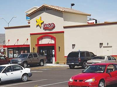 AHRON SHERMAN/Mineru003cbru003e The newest addition to Kingmanu0027s fast food collection & Kingmanu0027s second Carlu0027s Jr. to open its doors today | Kingman Daily ...
