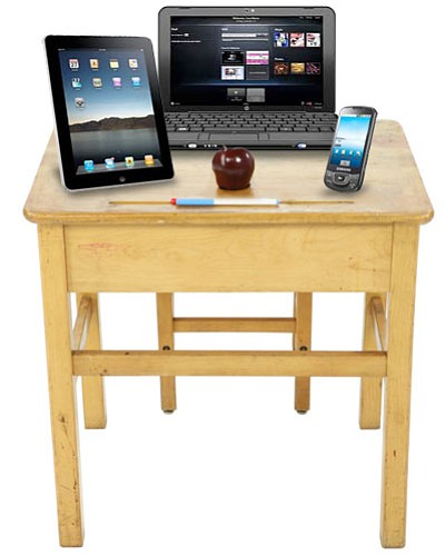 """Bring Your Own Device"" allows students to bring digital devices such as netbooks, laptops, iPads and smart phones to school for use in the learning process."