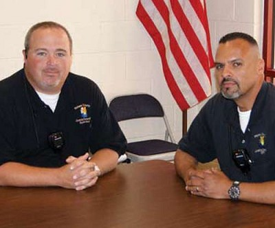 Paul Hernandez named state Detention Officer of the Year | Kingman ...