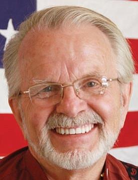 U.S. Senate candidate Clair Van Steenwyk