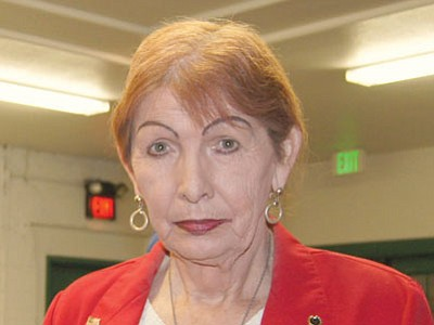 Janice Palmer, candidate for District 1 Supervisor
