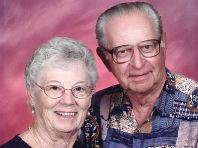 Marvin and Dorothy Haak