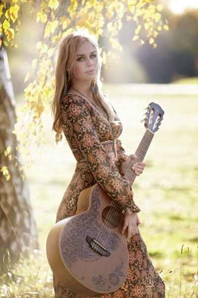 Courtesy<br> Swedish musician Sofia Talvik is bringing her talents to Kingman Thursday night.