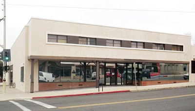 The Kingman City Council will attempt to sell this building, formerly the home of the Development Services department, for at least $350,000 – less than half of what it was purchased for in 2009.