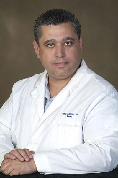 Dr. James Gonzales