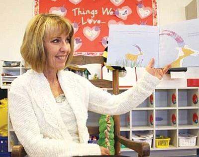 Carree Garfield, Women Making History winner for Education.