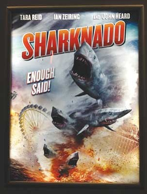Courtesy<br /><br /><!-- 1upcrlf2 -->A local musician has a song featured in the upcoming Syfi feature film 'Sharknado,' which is about sharks invading the flooded streets of Los Angeles. Believe it or not, it's actually not a documentary.