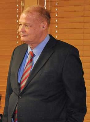 BUTCH MERIWETHER/Courtesy<br /><br /><!-- 1upcrlf2 -->Arizona Attorney General Tom Horne