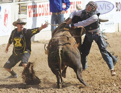 Rodeo and motorsports events are already mainstays at the Mohave County Fairgrounds, but county officials and the fairground's directors sought ideas to expand the facility's offerings. The Mohave County Fair Association has been tasked with creating a business plan for the fairgrounds in order to boost its fortunes and expand its appeal. (JC AMBERLYN/Miner)