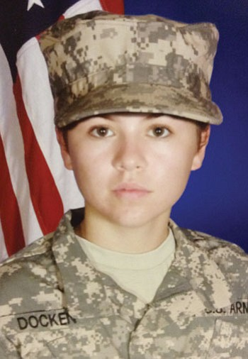Pvt. Alexa Docken-Chandler