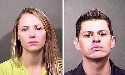 Samatha Lynn Niemeyer, 26, and Brad Allen Morphew, 32.