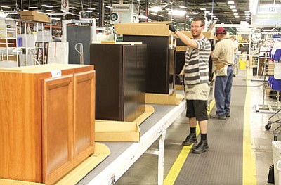 Made in Kingman: American Woodmark makes cabinets, lots and ...