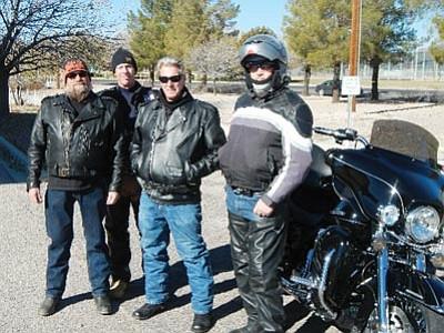 Brunch Bunch Motorcycle Riders