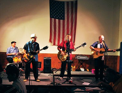 Courtesy<BR> The Road Crew, a Nashville band that bills itself as America's Route 66 band, will be coming to Kingman for two performances during the International Route 66 Festival in August.