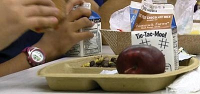 Arizona served 1.1 million meals to children in low-income areas of the state last summer. That was still just a fraction of the number of kids who qualify for free or reduced-price meals during the school year. (TIFFANY MARTIN/Cronkite News)